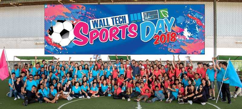 Wall Tech Sport Day 2018