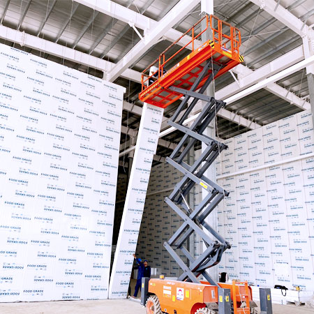 Sandwich Panel Internal Wall