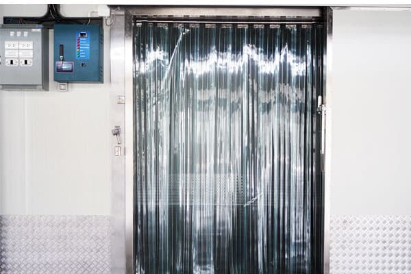 PVC Strip Curtain Polar