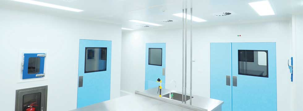 Clean Room by Wall Tech