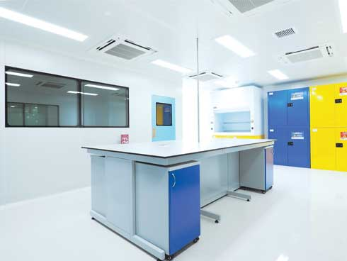 Sandwich Panel For Clean Room