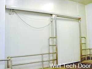 Slide Door for Cold Room