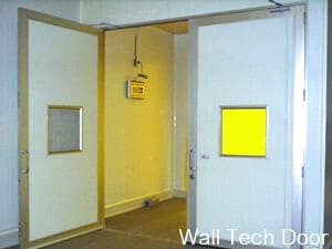 Swing Door STUV for Cold room, Processing room, Clean room