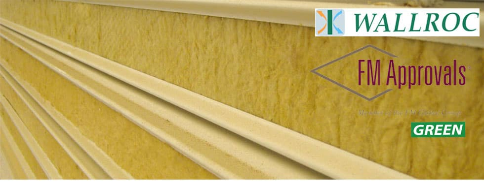Rockwool Sandwich Panel for Clean room